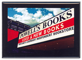 Powells Books Marquee Magnet