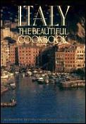 Italy, the beautiful cookbook :authentic recipes from the regions of Italy Cover
