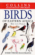 Birds of Eastern Africa: Collins Illustrated Checklist