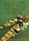Thailand: The Beautiful Cookbook Cover