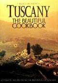 Tuscany: The Beautiful Cookbook Cover