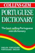 Collins Gem Portuguese Dictionary English Portugese