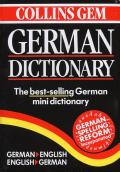 Collins Gem German Dictionary 5th Edition