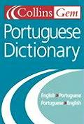 Collins Gem Portuguese Dictionary 3rd Edition