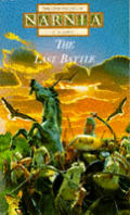 Narnia: the Last Battle Cover