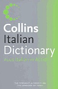 Collins Italian Dictionary Italian Edition
