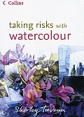 Taking Risks with Watercolour Cover