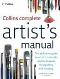 Collins Complete Artists Manual