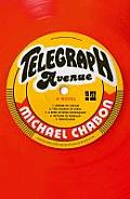 Telegraph Avenue. by Michael Chabon Cover