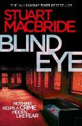 Blind Eye (Logan McRae) Cover