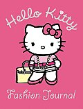 Hello Kitty Fashion Journal Cover