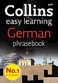 Collins Gem Easy Learning German Phrasebook (Collins Gem)