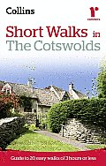 Collins Ramblers Short Walks in the Cotswolds
