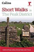 Collins Ramblers: Short Walks in the Peak District (Collins Ramblers' Guides)