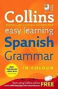 Collins Easy Learning: Spanish Grammar (Collins Easy Learning)