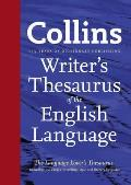 Collins Writer's Thesaurus of the English Language