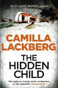 The Hidden Child. Camilla Lackberg Cover