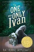 The One and Only Ivan. by Katherine Applegate