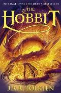 The Hobbit. J.R.R. Tolkien Cover