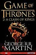A Clash Of Kings. By George R.R. Martin by George R R Martin