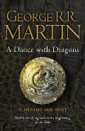 A Dance with Dragons: Dreams and Dust. George R.R. Martin Cover