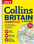 Collins Britain & Ireland Handy Road Atlas (Collins Handy Road Atlas Britain & Ireland)