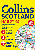 Collins Scotland Handy Road Atlas (International Road Atlases)