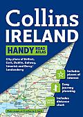 Collins Ireland Handy Road Atlas