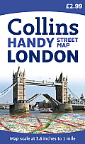 Collins London Handy Street Map: 2013 (Collins Travel Guides)