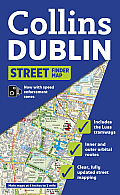 Collins Dublin Street Finder Map (Collins Travel Guides)