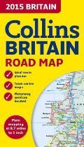 Collins Britain Road Map