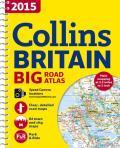 2015 Collins Britain Big Road Atlas