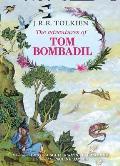 Adventures Of Tom Bombadil by J. R. R. Tolkien