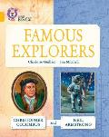Collins Big Cat -- Great Explorers: Christopher Columbus and Neil Armstrong: Gold/Band 09 (Collins Big Cat)
