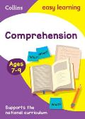 Collins Easy Learning Age 7-11 -- Comprehension Ages 7-9: New Edition (Collins Easy Learning)