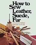 How to Sew Leather, Suede, Fur