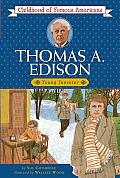 Thomas A Edison Young Inventor