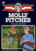 Molly Pitcher: Young Patriot (Childhood of Famous Americans) Cover
