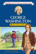 George Washington: Young Leader (Childhood of Famous Americans) Cover
