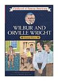 Wilbur & Orville Wright Young Fliers