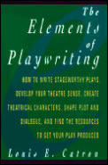 The elements of playwriting