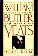 Selected Poems & Three Plays 3rd Edition