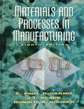Materials & Processes in Manufacturing