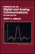 Principles Of Digital & Analog Comm 2nd Edition
