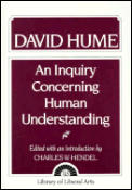 Hume An Inquiry Concerning Human Understanding