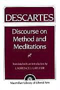Descartes: Discourse on Method and the Meditations Cover
