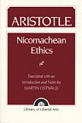Nicomachean Ethics : Aristotle (62 Edition) Cover