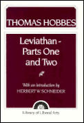 Leviathan, Parts I and II (58 Edition)
