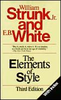 Elements Of Style 3rd Edition