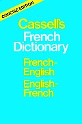 Cassells Concise French English English